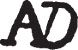 A. D.: Signature or Monogram