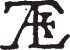 Cover A. T. E.: Signature or Monogram