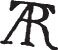 Cover A. T. R.: Signature or Monogram