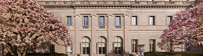 Fifth Avenue façade of The Frick Collection.