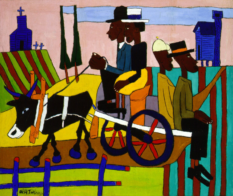 African American Art Oxford Art
