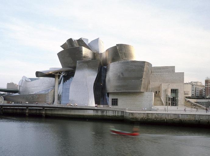 Guggenheim Bilbao | Oxford Art