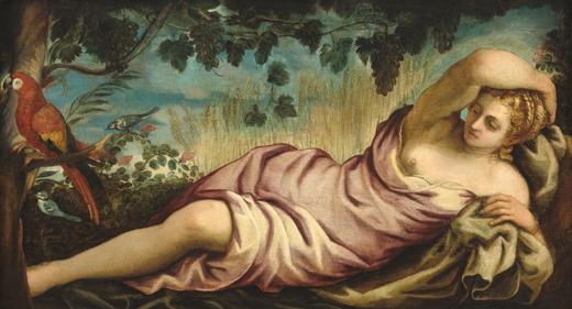 Renaissance Paragone: Disegno and Colore | Oxford Art