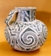 Chaco-style pottery