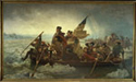 Edward Leutze: Washington Crossing the Delaware
