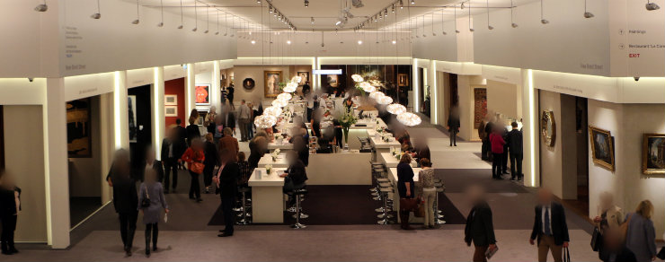 Image of the TEFAF