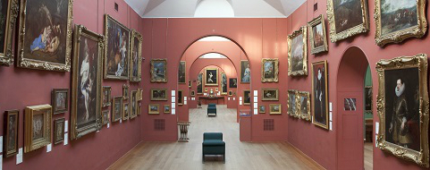 Dulwich Pink Gallery