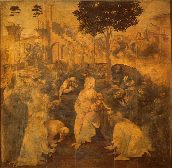 Leonardo da Vinci   Grove Art