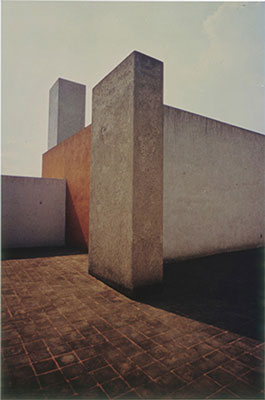 Work by Luis Barragán