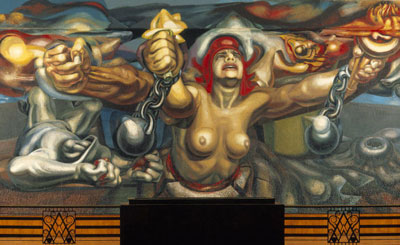 Murals in Latin America